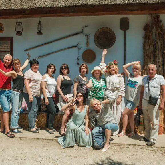 We will visit a contact farm and Ukrainian Venice, enjoy the pristine nature and delicious food