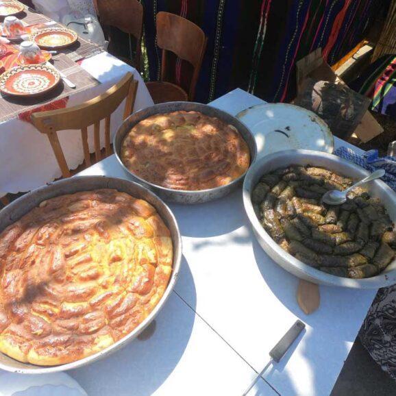 Остановимся на ночь в Измаиле, а позавтракаем в  гостях у настоящей болгарской семьи