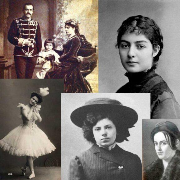 Женщины в поэзии и литературе